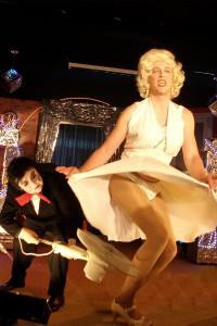 3 Ganze Kerle-Marilyn Monroe Foto Andre Nicke